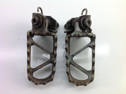 KTM 50 SX 2004 FOOT PEGS 0078B