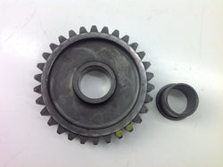 HONDA CR 500 KICK START IDLE GEAR (2) 0084B