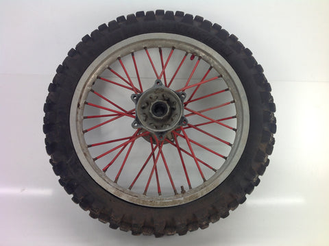 HONDA CR 250 2001 REAR WHEEL 0002C