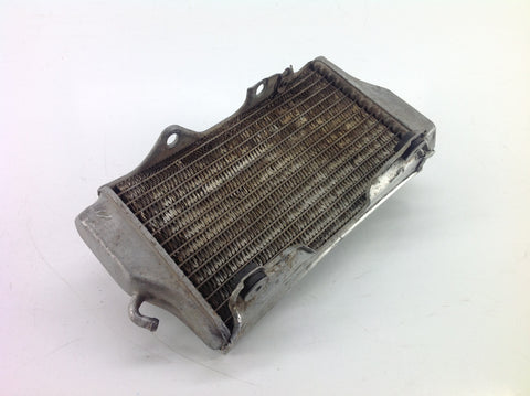 HONDA CR 250 2001 NON FILL SIDE RADIATOR 0002C