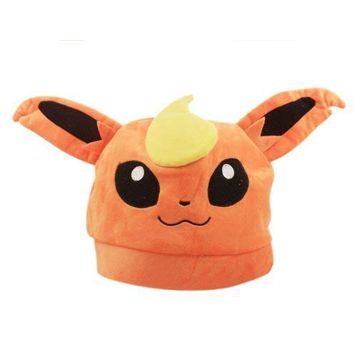 Flareon Plush Hat