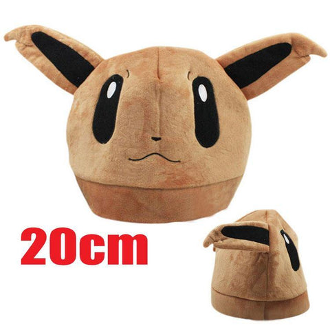 Eevee Plush Hat