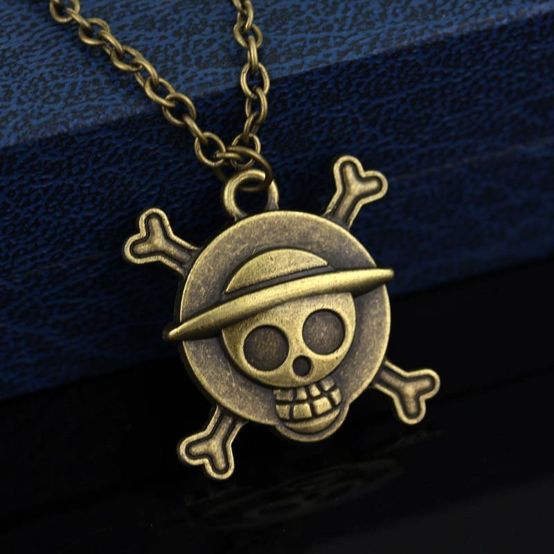 One Piece Strawhats Pendant - OtakuRage
