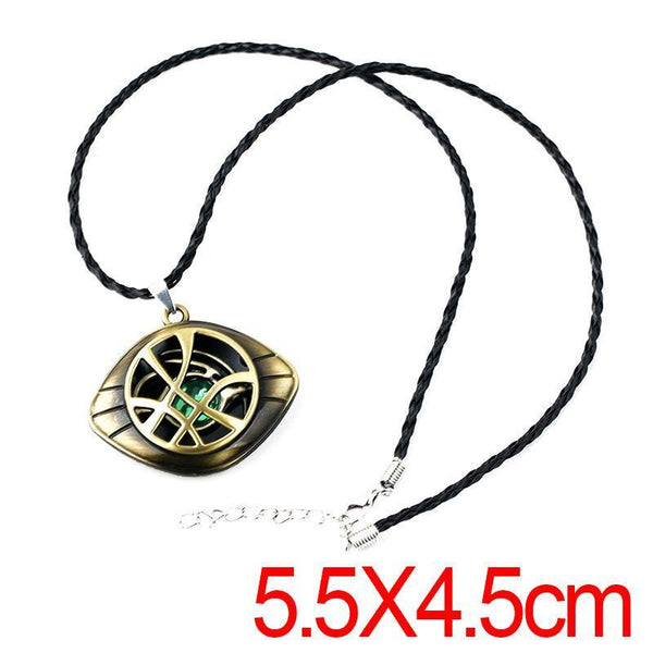 Dr Strange Pendant (eye of agamotto )