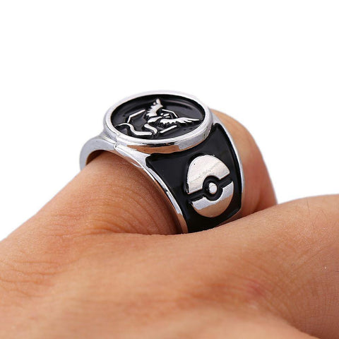Team Mystic Legendary Ring