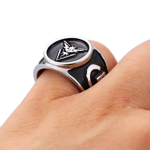 Team Instinct Legendary Ring