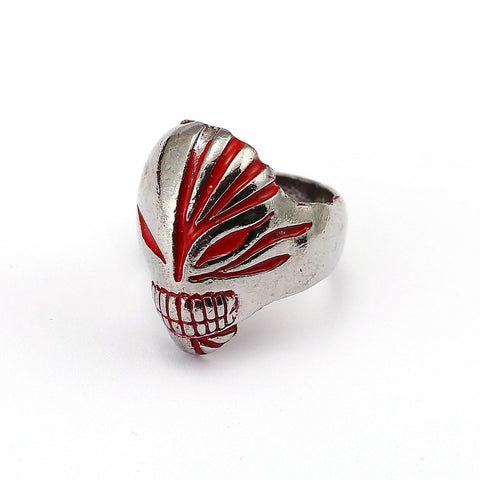 Bleach Ichigo Hollow Mask Ring