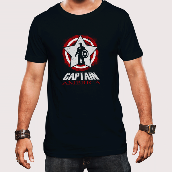 Captain America T-shirt In India
