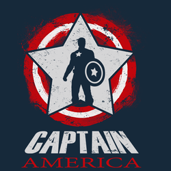 Captain America - The First Avenger T-shirt