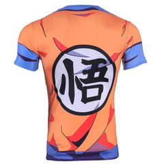King Kai Goku Gi - Dragon Ball Z  Tshirt in india cash of delivery