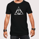 Deathly Hallows - Harry Potter T-shirt