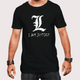 L, I Am Justice - Death Note T-shirt