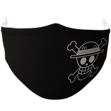 One Piece Pirate Flag Mask