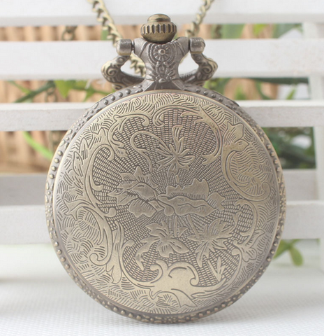 Harry Potter Slytherin Pocket Watch