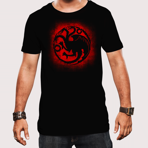 Mother of Dragons - Game of Thrones  T-shirt