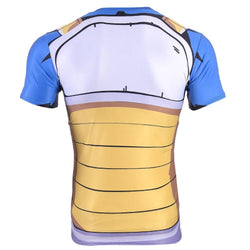 Vegeta Saiyan Armor tshirt in india cash of delivery