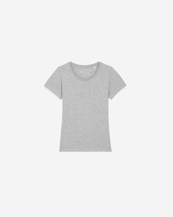 Womens Grey Organic Everyday Luxury Essential | WG0ELE