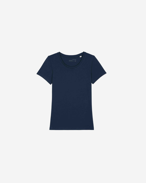 Womens Navy Organic Everyday Luxury Essential | WN0ELE