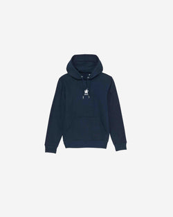 To see beyond Navy Ritualist | Royalty Hoodie TSBNRRH AW/20