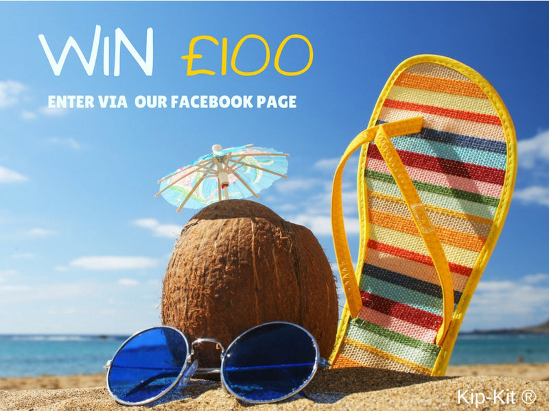 Win £100 with Kip-Kit