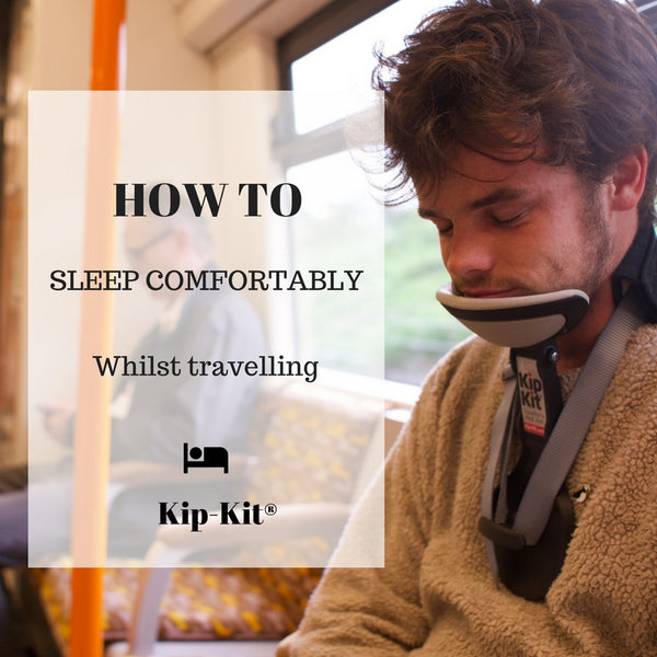 How To Sleep Comfortably Whilst Travelling