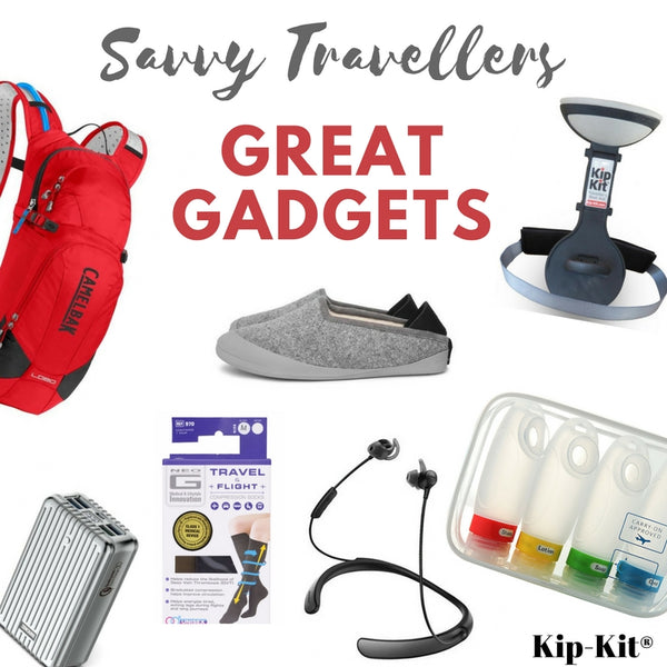 Savvy Travellers: Great Gadgets For Your Pet Peeves!