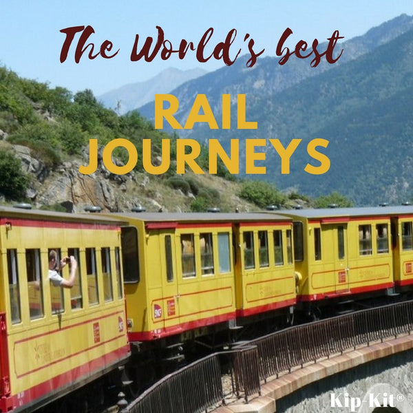 The World's Best Rail Journeys