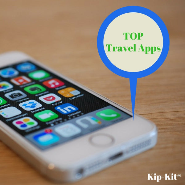 Five Favourite Travel Apps