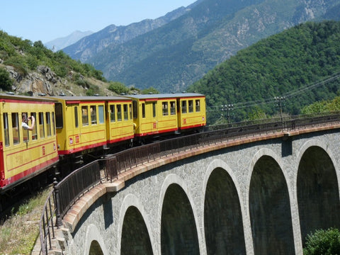 Little Yellow Train, Pyrenees