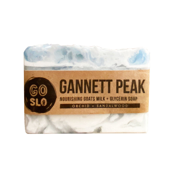 Gannett Peak Sandalwood + Goat's Milk Soap