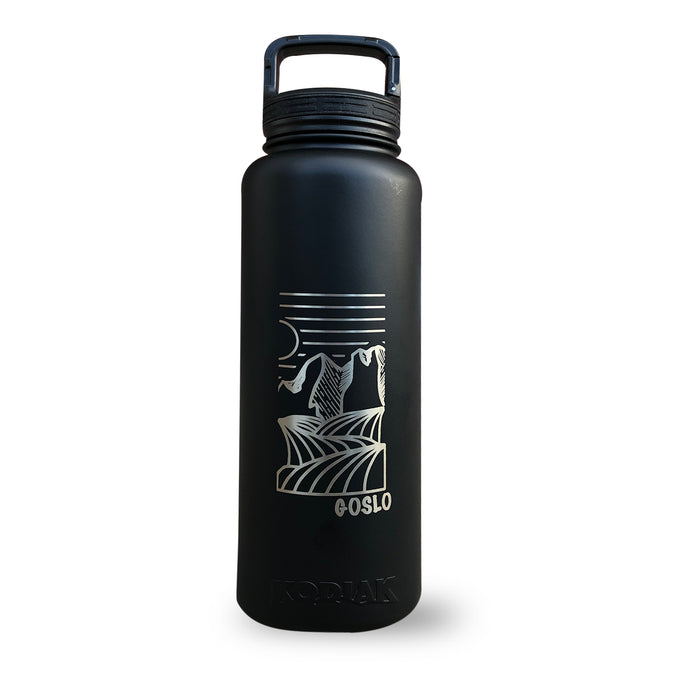 Big Horn Oversized Thermos - 40oz
