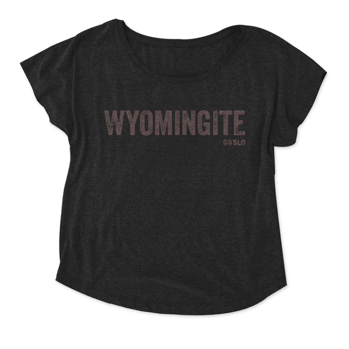 Gals Wyomingite Flow Tee