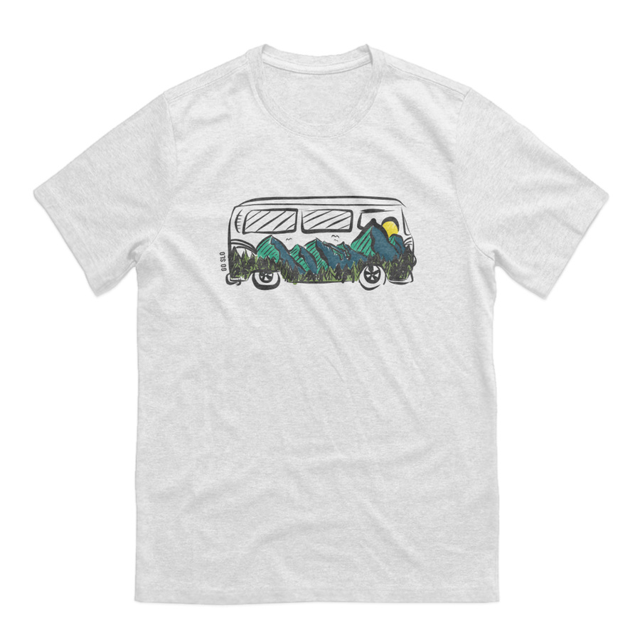 GUYS SLAM BUS TEE