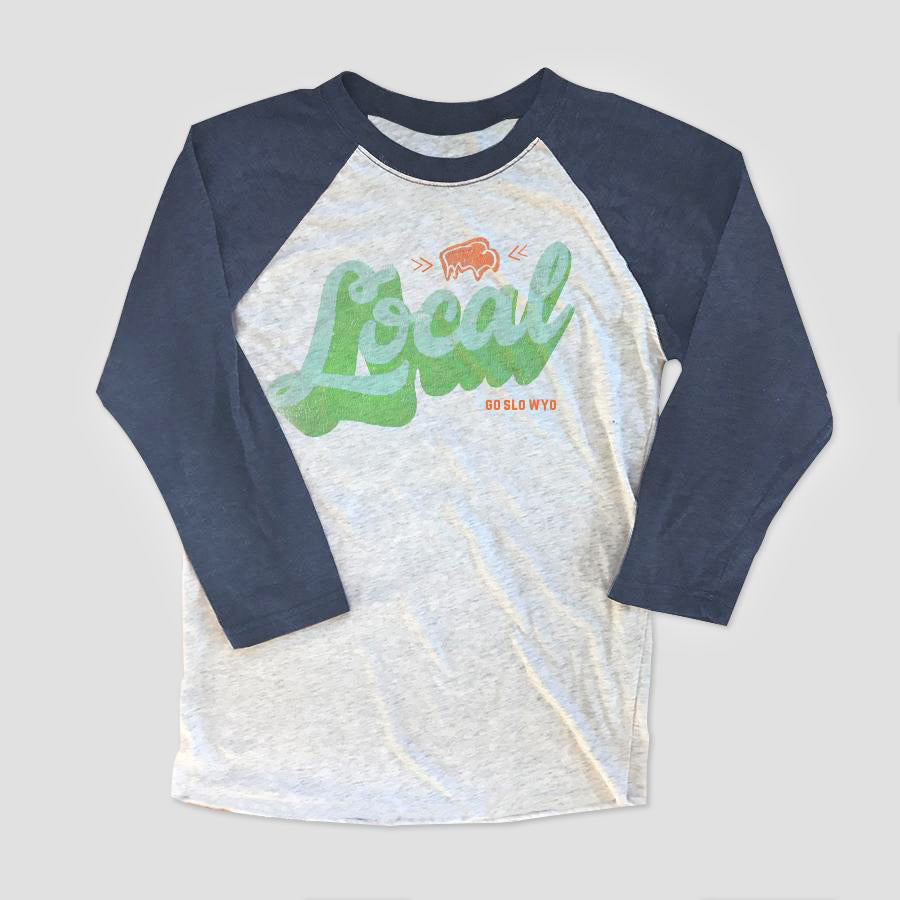 Gents' Local Baseball Tee
