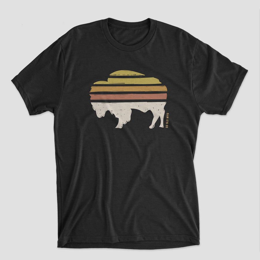 Gents' Buffalo Sunset Tee