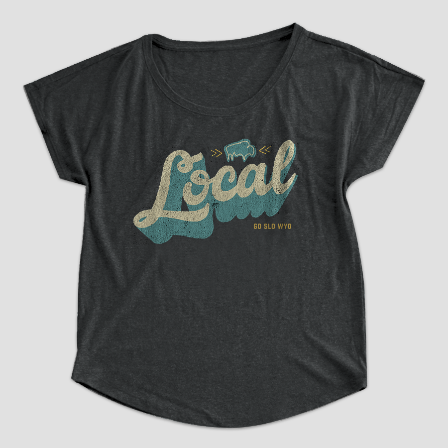Ladies' Local Flow Tee