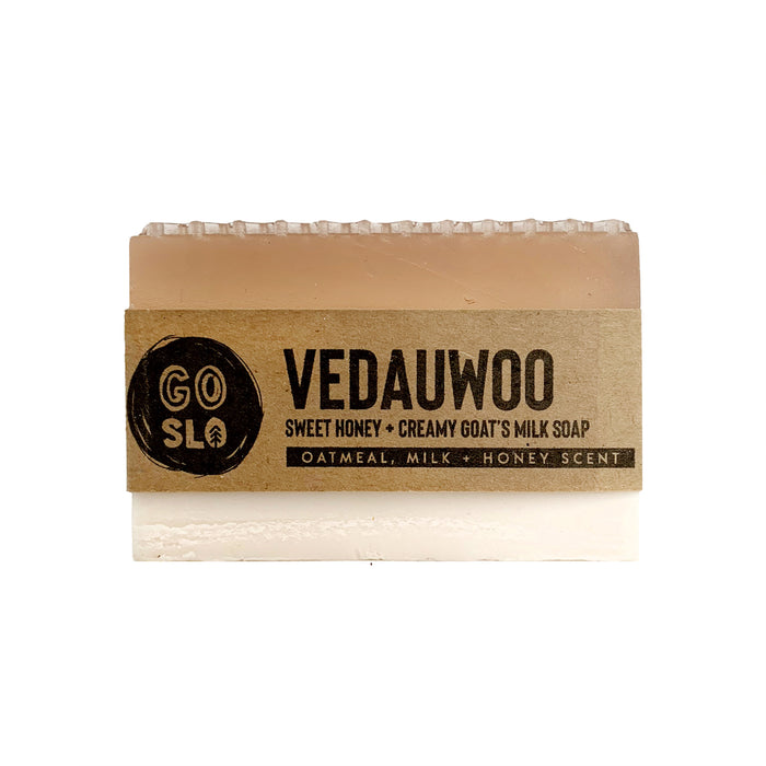 Vedauwoo Honeycomb + Goat's Milk Soap