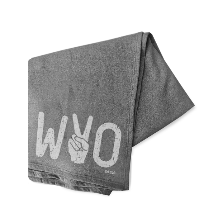 Wyo Victory Campfire Blanket