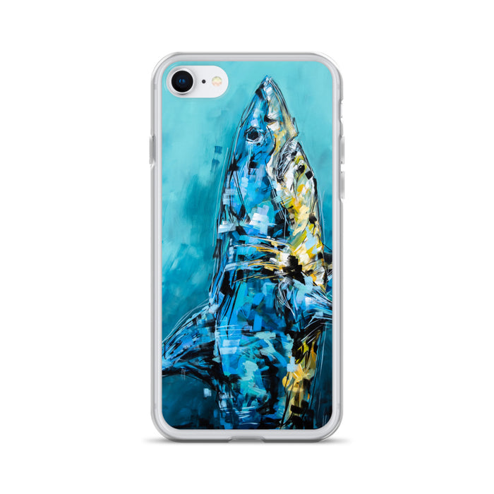 Bruce the Shark iPhone Case