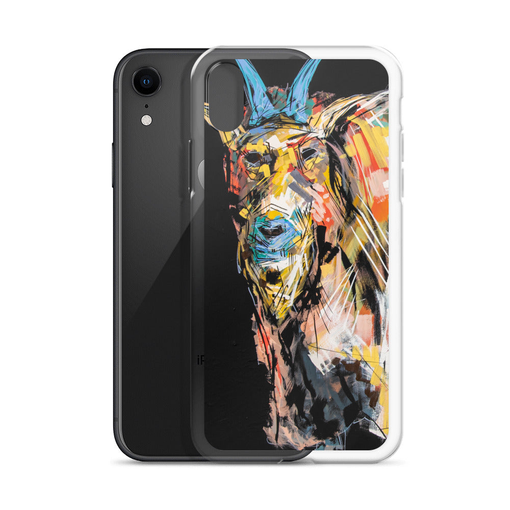 Gene the Mountain Goat iPhone Case