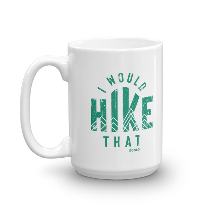 Hike That Oversized Mug