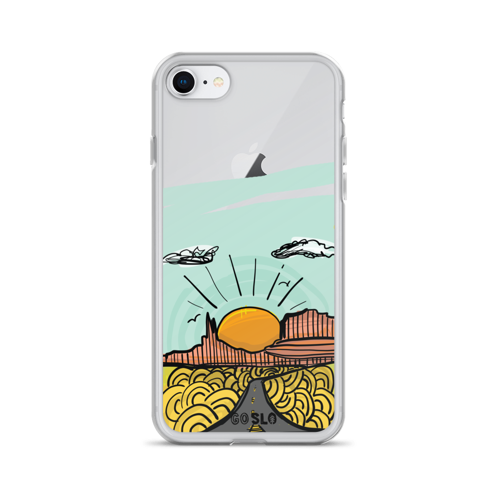 UTAH // Monument Roadtrip iPhone Case