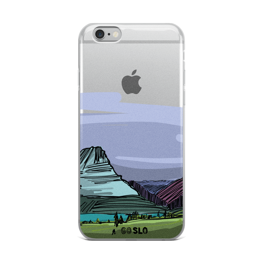 MONTANA // Tonal Flathead iPhone Case