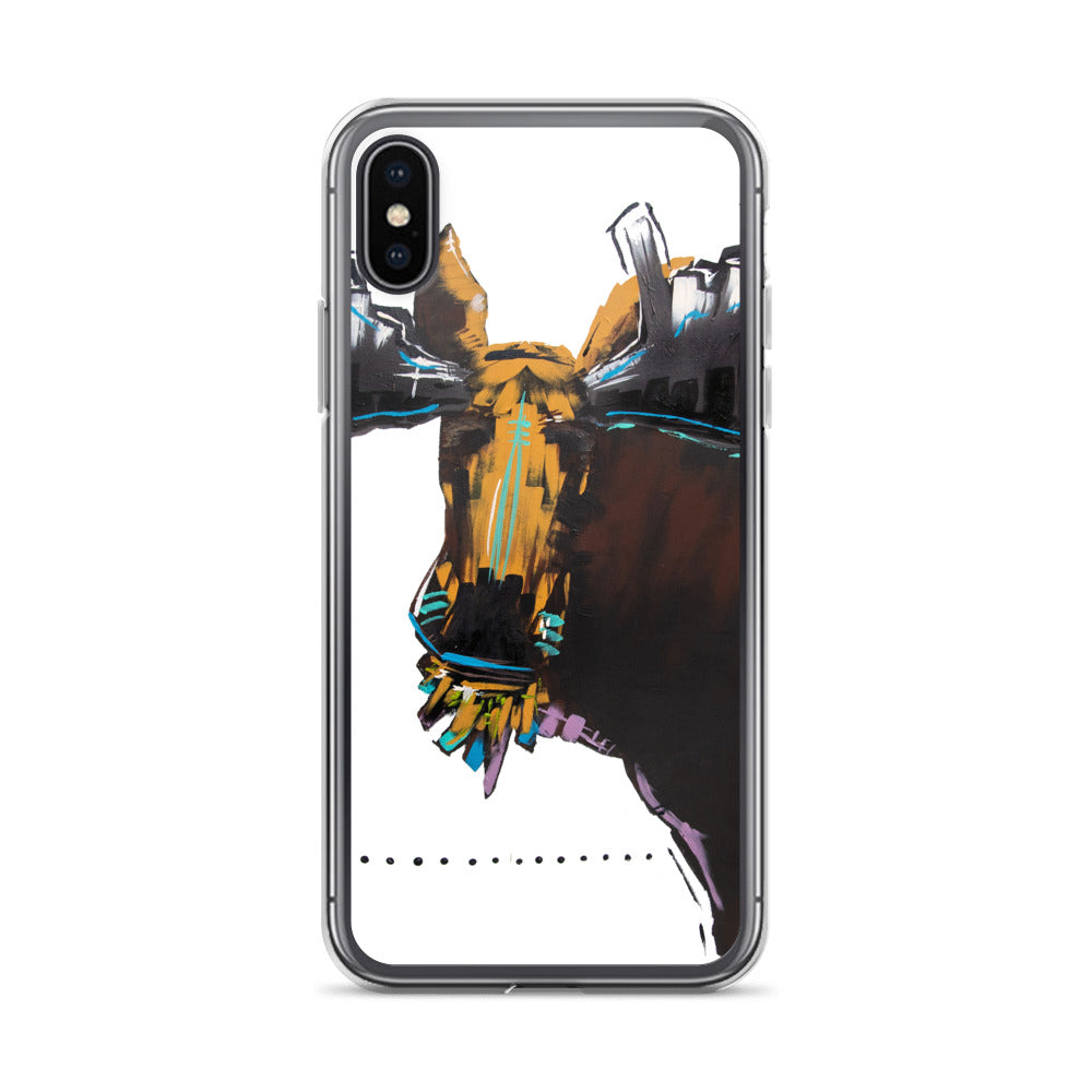 Moosey iPhone Case