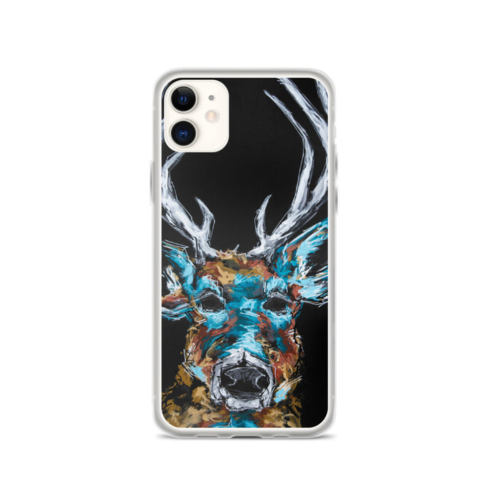 Marcy the Deer iPhone Case