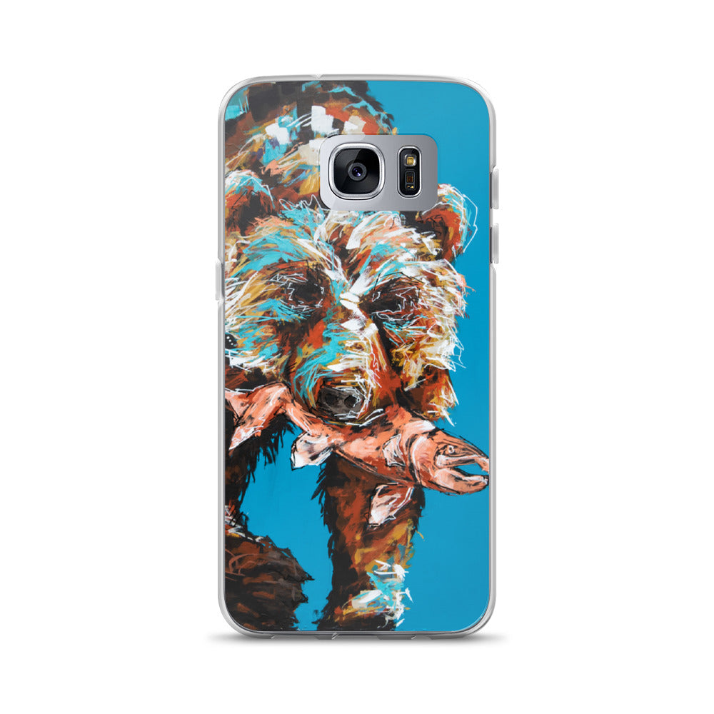 Fred the Bear Samsung Case