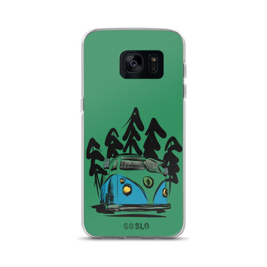Volks + Trees Samsung Case
