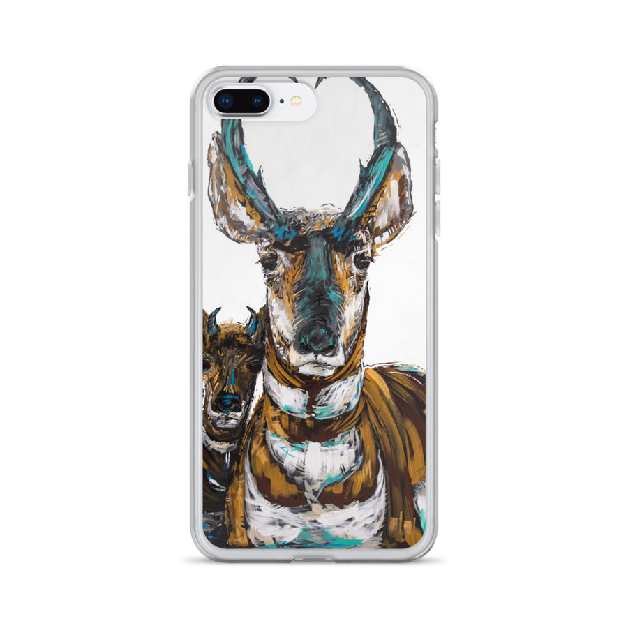 Papa Lope iPhone Case