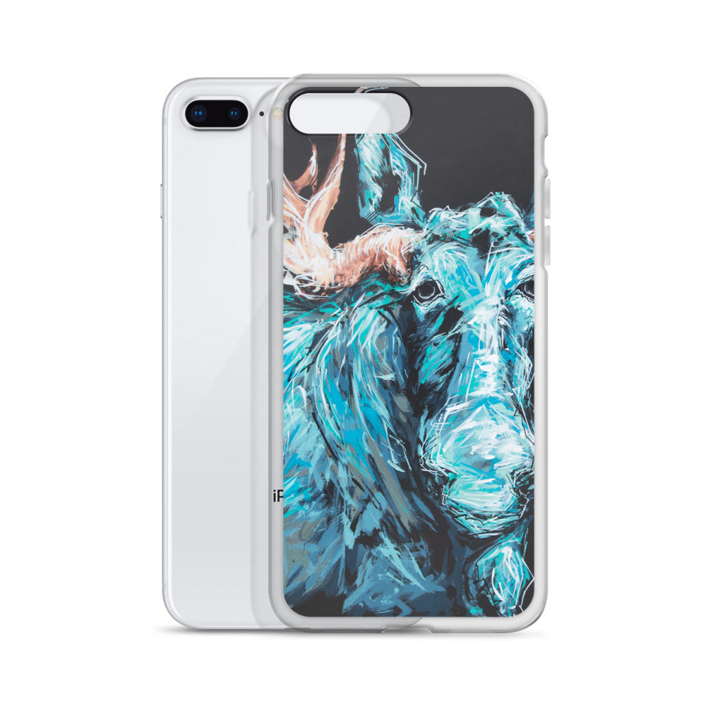 Charlotte iPhone Case