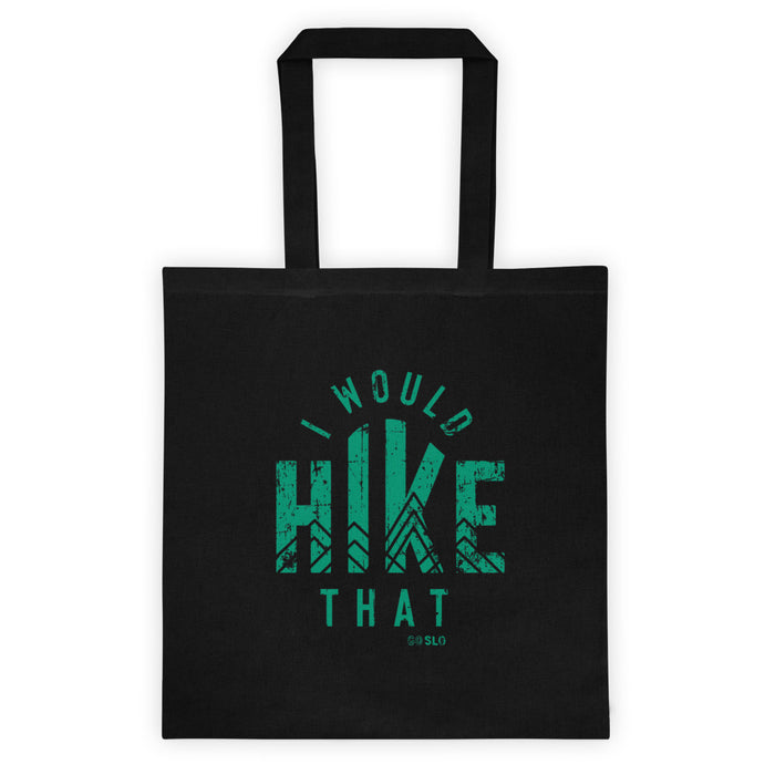 Hike That Canvas Tote